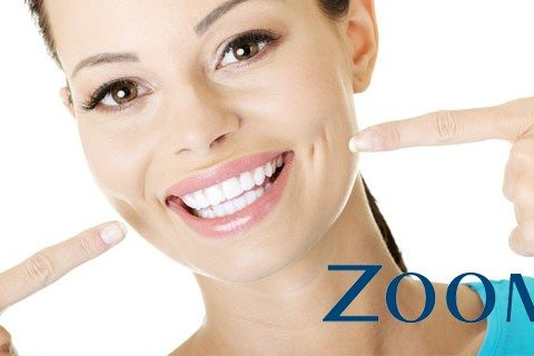 Woman smiling, Zoom! in-office whitening Franklin, TN, teeth whitening cosmetic dentist, best dentist in Franklin.